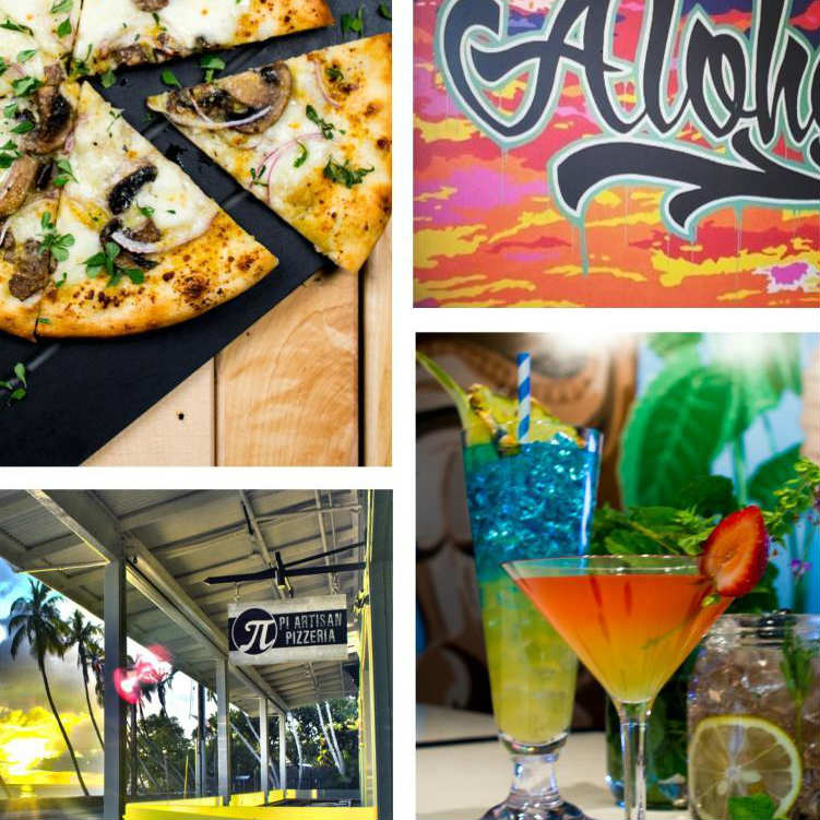 best maui happy hours - pi artisan pizza maui