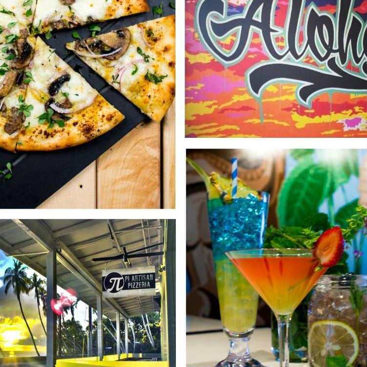 Pi Artisan Pizzeria Happy Hour - Lahaina, Maui, HI