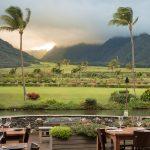 happy hour at mill house maui hawaii