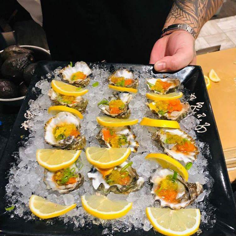 isana kihei maui happy hour menu