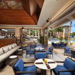 Happy Hour at Inu Pool Bar Ka'anapali, Maui