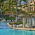 Happy Hour at Olu Poolside Cafe at The Ritz-Carlton Kapalua Maui