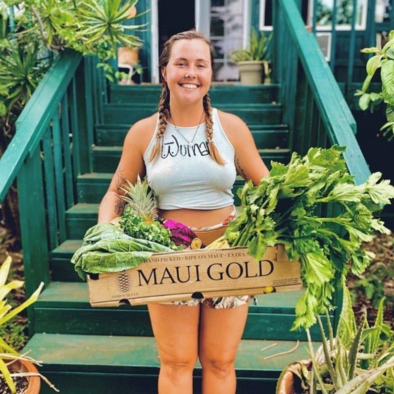 Moku Roots Veggie Box - Maui Happy Hours