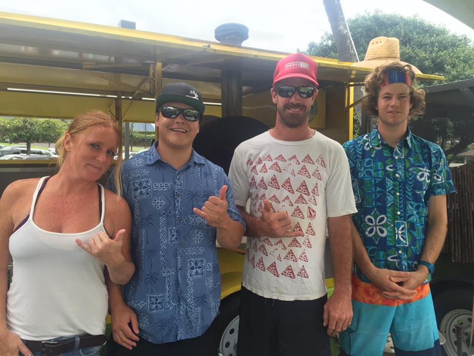 Best Pizza in Maui - Happy Hour Outrigger Team