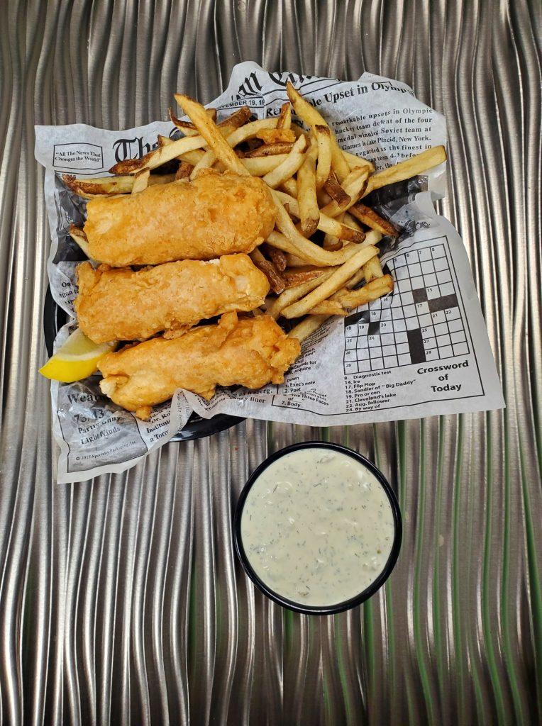 happy hour fish and chips diamonds kihei maui