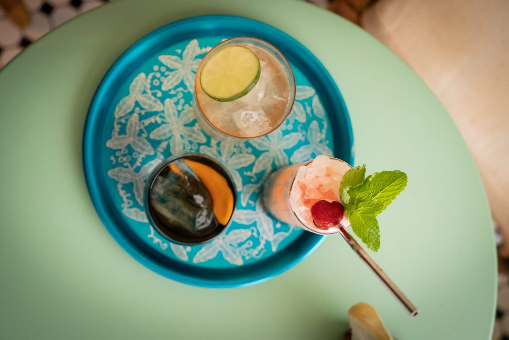 what is the happy hour menu at esters maui