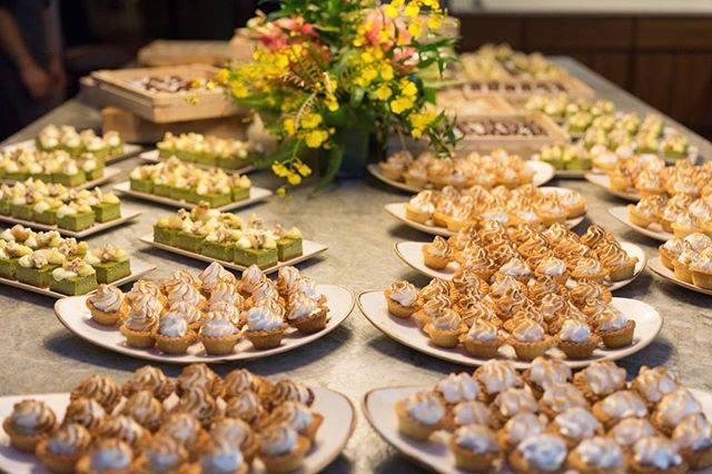 desserts at humble market kitchin - maui happy hours