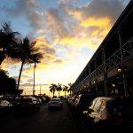 Sunset-at-Pioneer-Inn-in-Lahaina-Maui-Hawaii