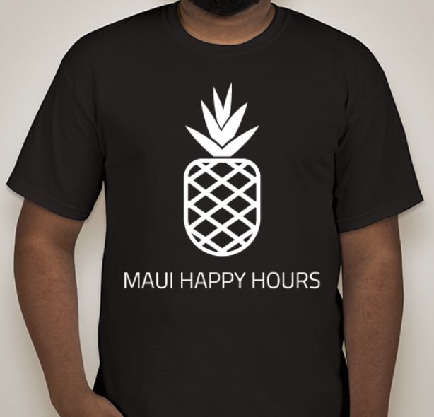 Maui Happy Hours T-shirt