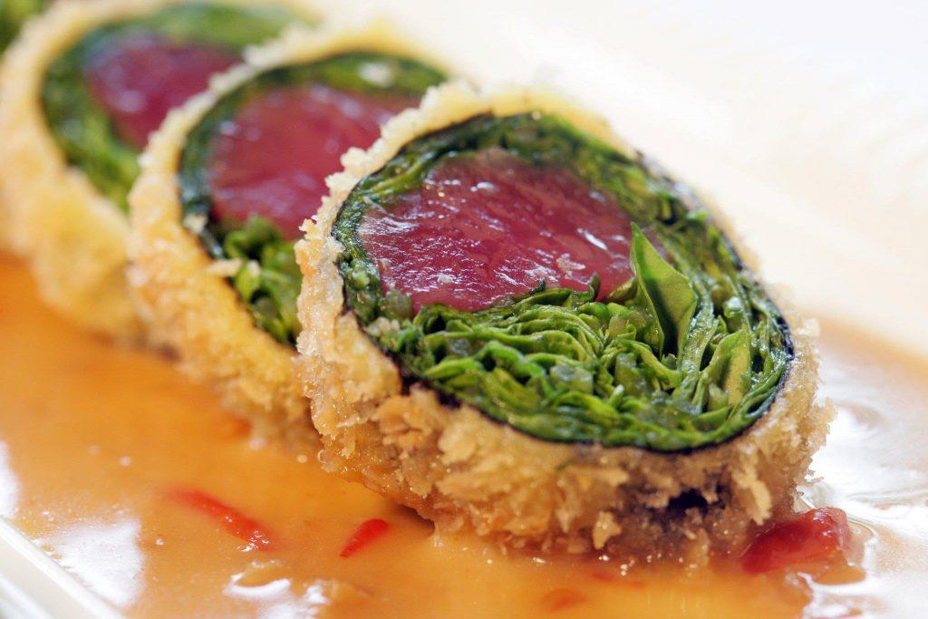 sansei maui happy hour menu - early bird sushi specials