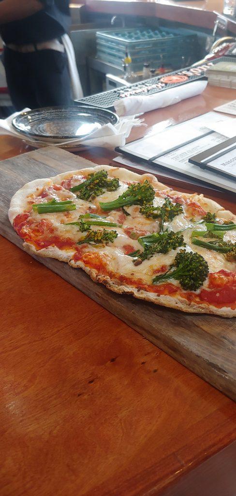 Happy Hour Flatbread Pizza Cafe OLei Mill House Restaurant Maui 2021