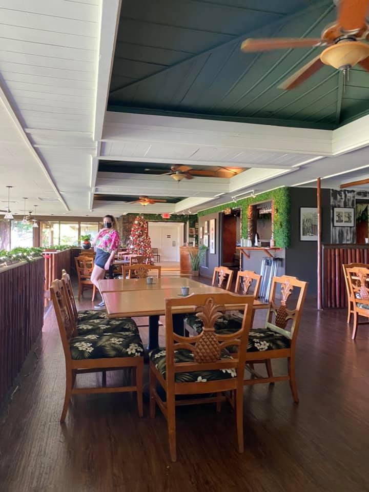 Kitchen 5315 Happy Hour in Napili Hawaii