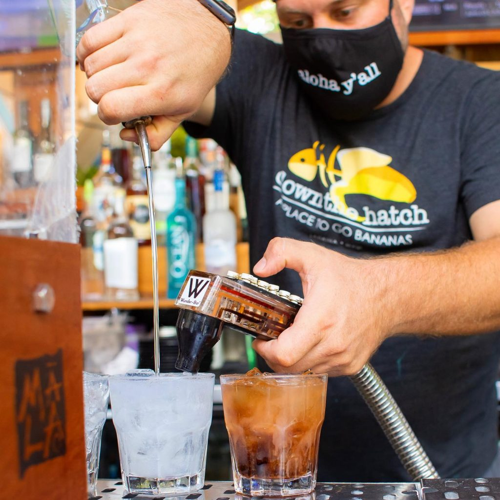 Happy Hour Down the Hatch - Maui Bars and Restaurants