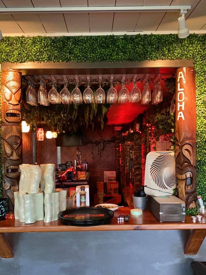 Tiki Bar at Kitchen 5315 Happy Hour
