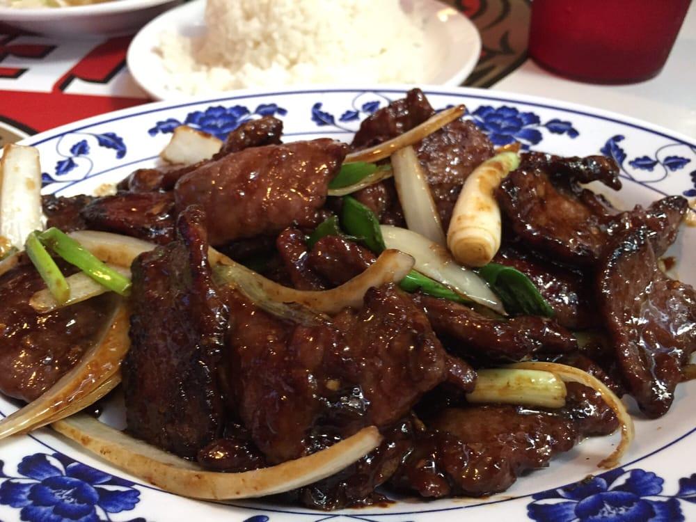Mongolian Beef at Lahaina Sports Bar
