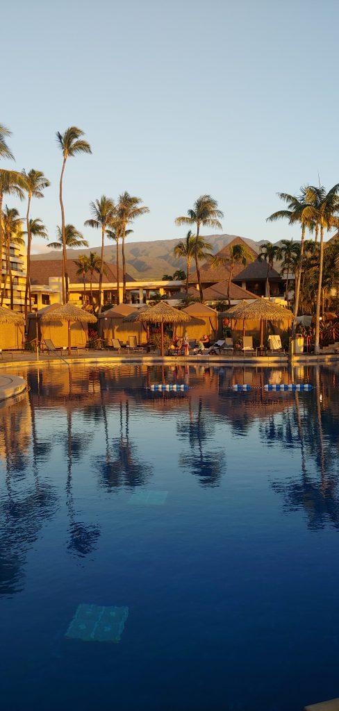 Pool at Sheraton Maui Resort & Spa