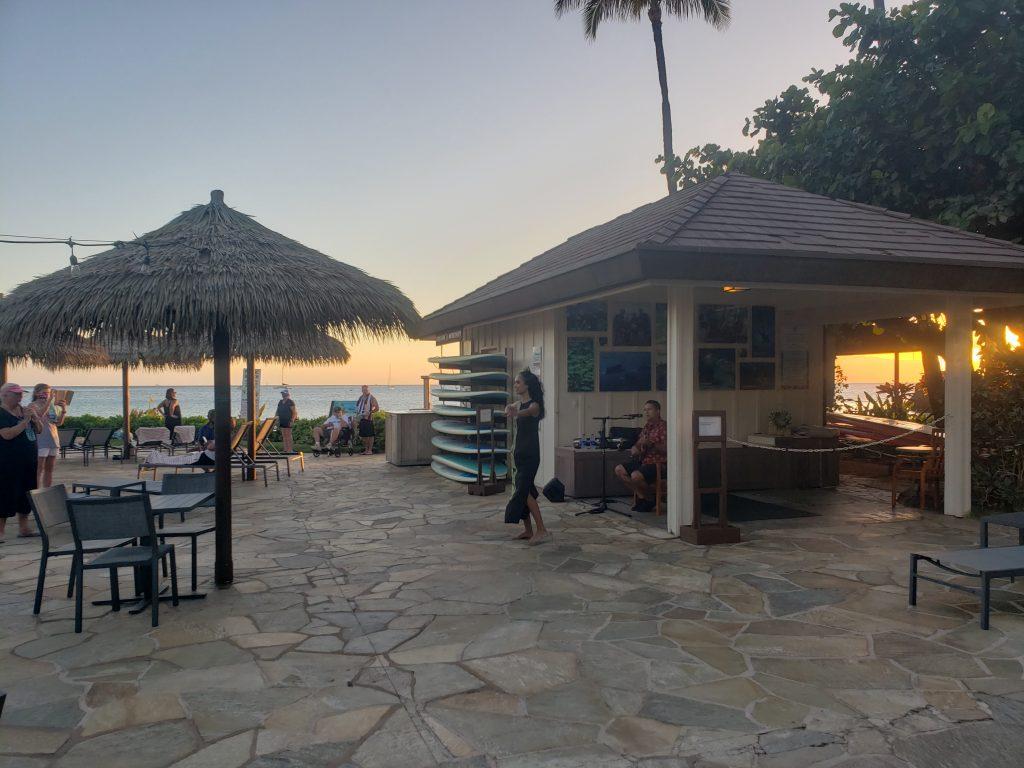 Sheraton Maui Happy Hour Times