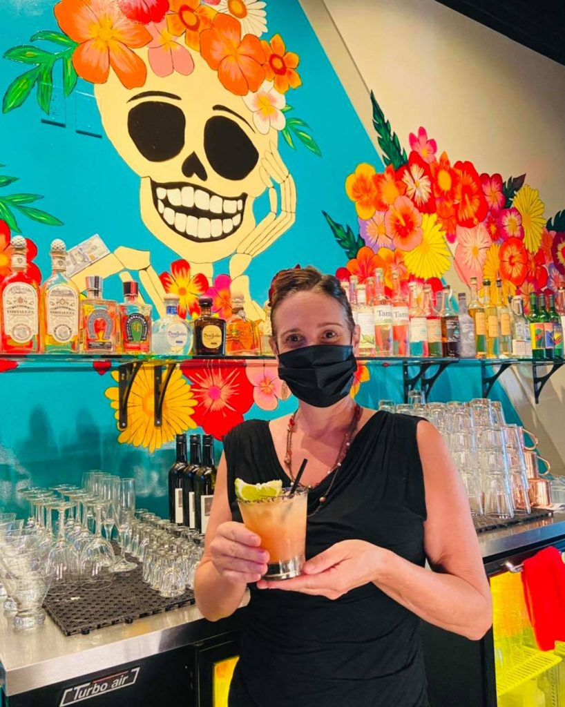 Happy hour specials at la catrina cantina maui