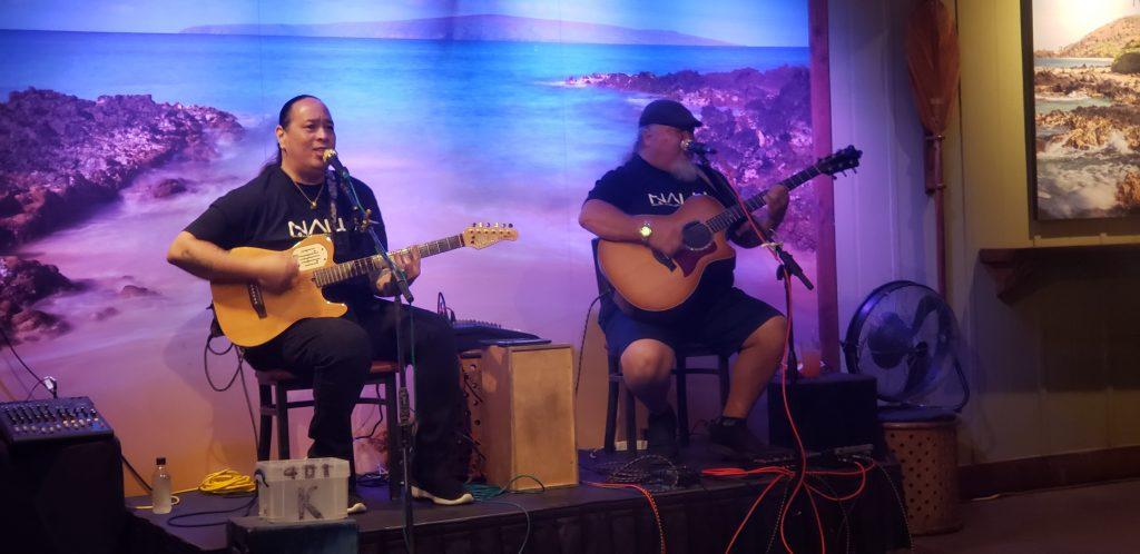 Where to see live music Maui 2021
