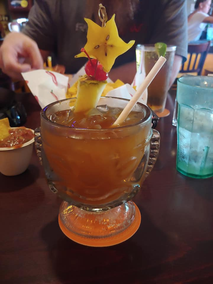 Best Maui Mai Tai - Milagros Food Co Happy Hour
