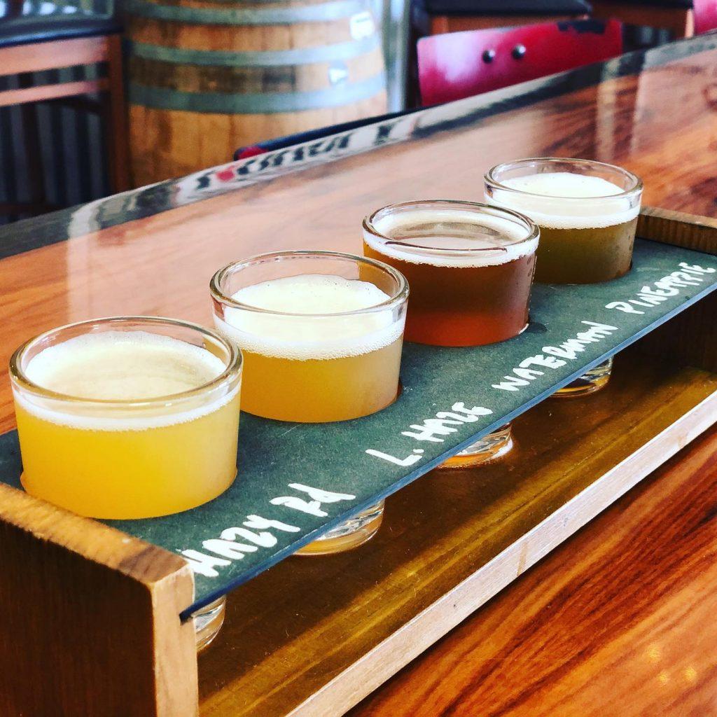 Kohola Happy Hour Beer Flights