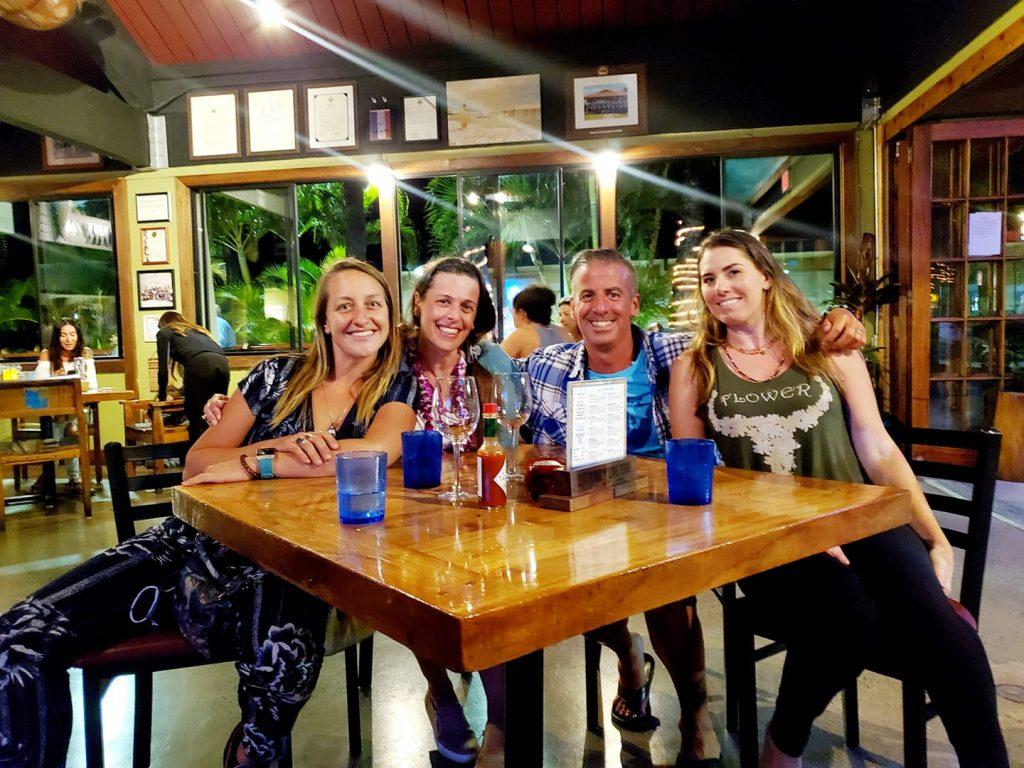 Maui Happy Hours at Nalus Restaurant Kihei