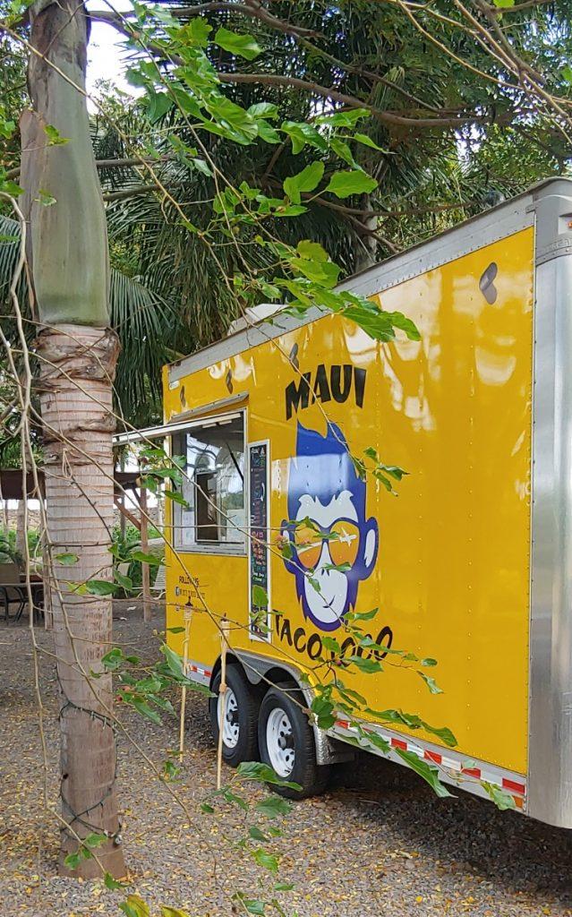 Hawaii food truck