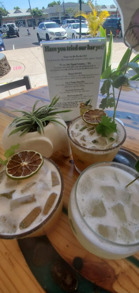 Moku Roots Happy Hour Cocktails