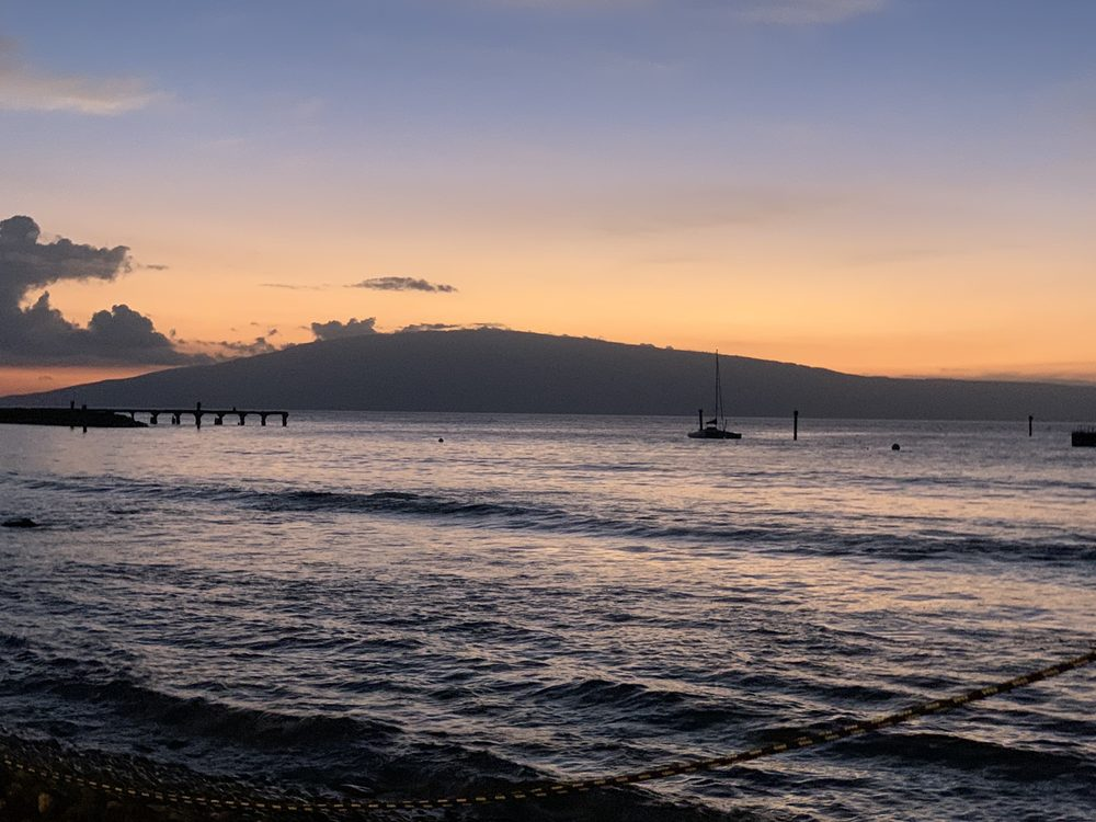 Ocean View Happy Hour Lahaina - Restaurant to Watch Sunset Maui