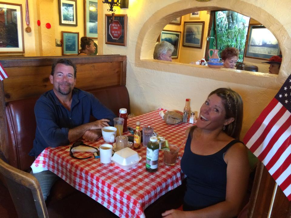 Polli's Mexican Restaurant Makawao Hawaii