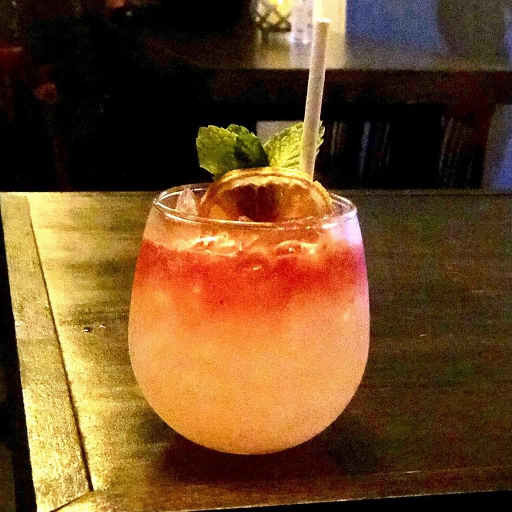 Mai Tai in Hawaii - Vibe Bar Maui