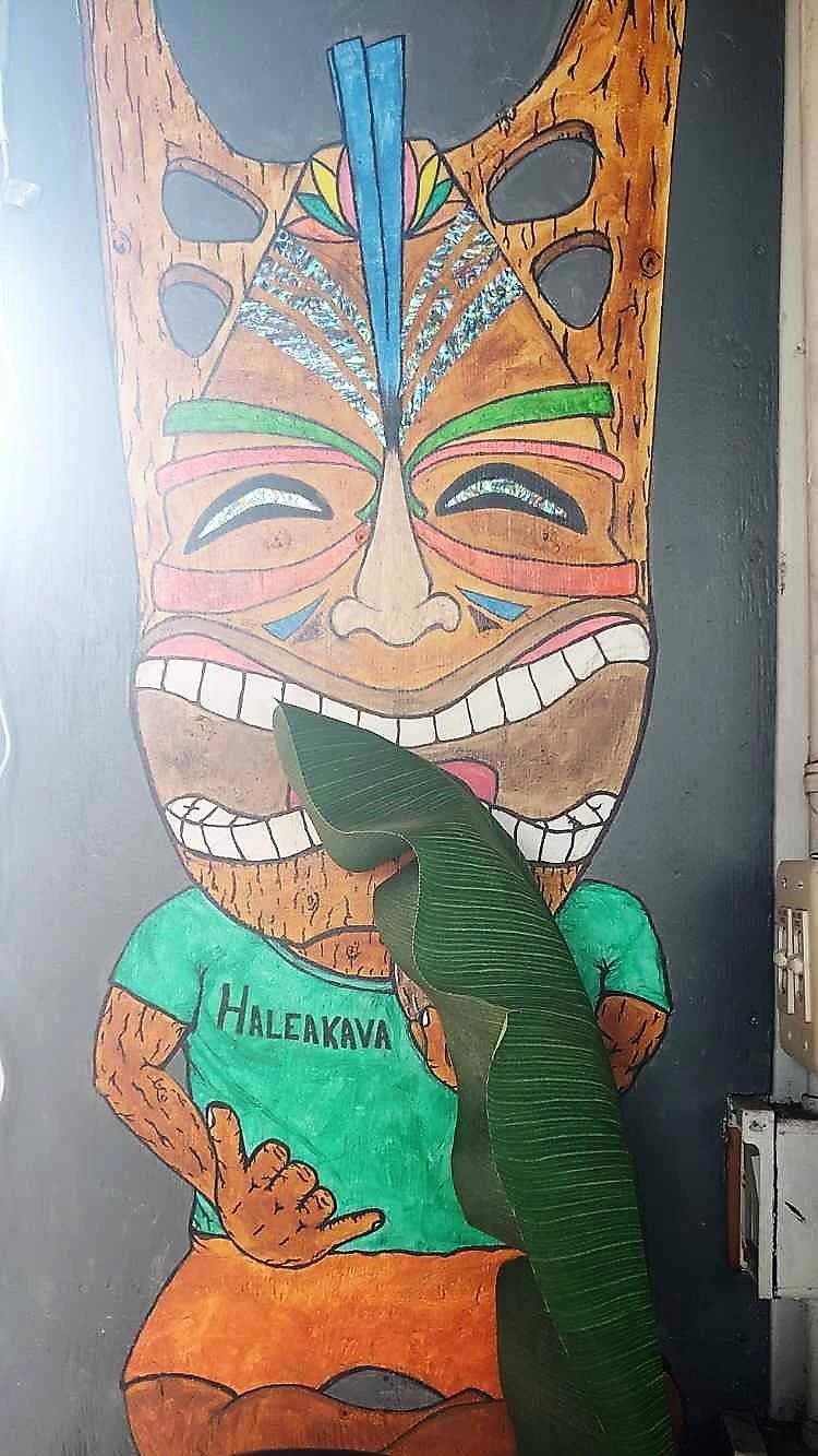 cool Hawaiian wall art
