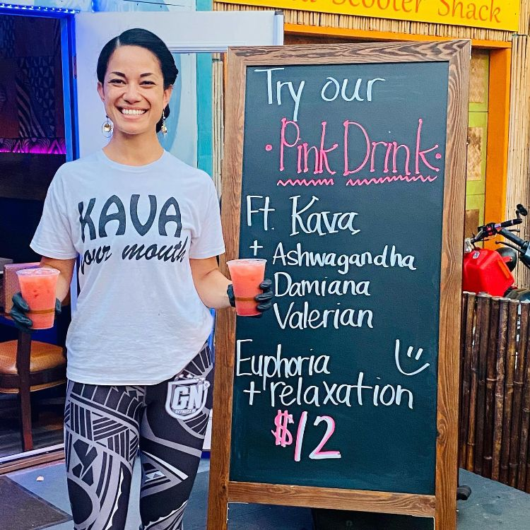 Kava your mouth - happy hour kava bar