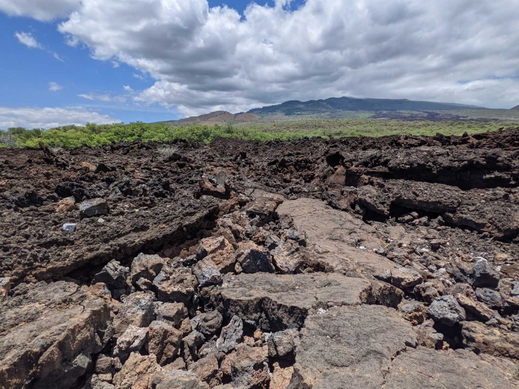 Lava Rock landscape Hawaii - Earth photos