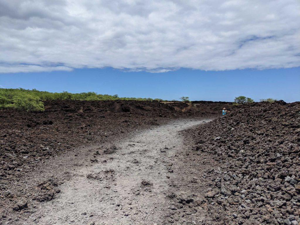 Lava Fields Hike 2021