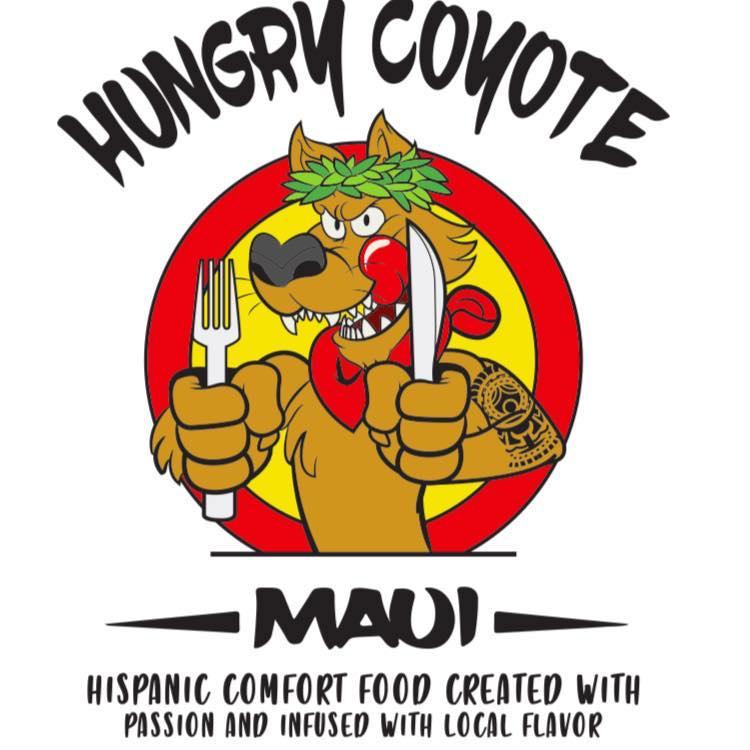 Hungry Coyote Maui logo