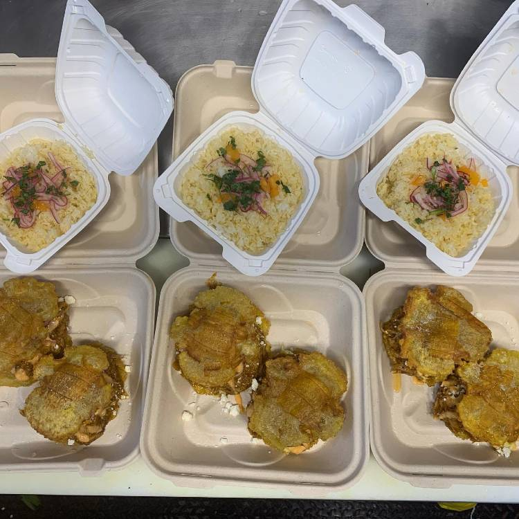 Piska Food Truck South American food