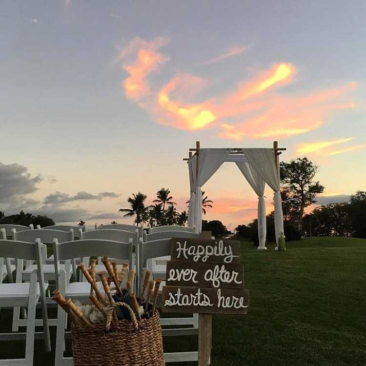 Restaurant to rent out for weddings in Maui Hawaii