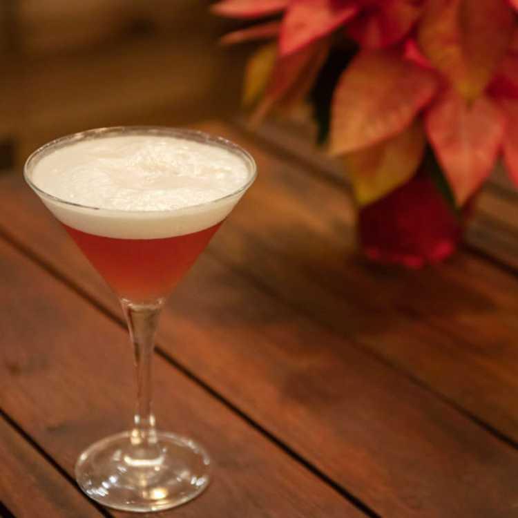 Pumpkin Martini Autumn 2021 Cocktail for Fall