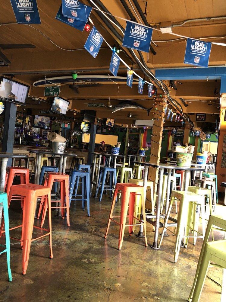 Spankys bar Lahaina Maui