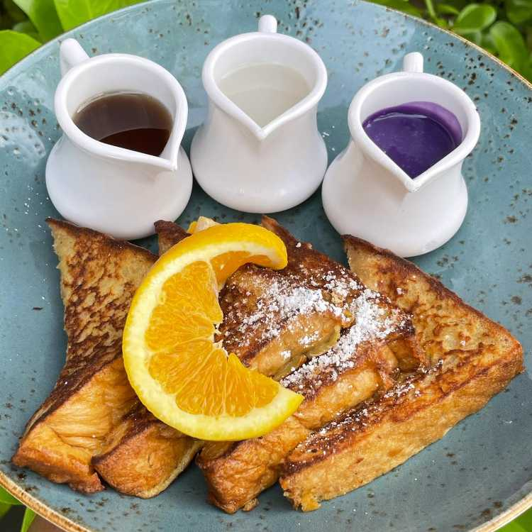 French toast breakfast restaurant Maui